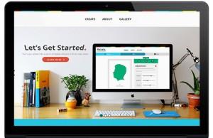 crear web