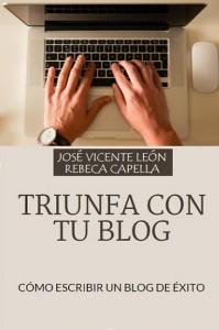 portada triunfa con tu blog